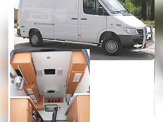 New Mobile Laboratory Generation By Paramed