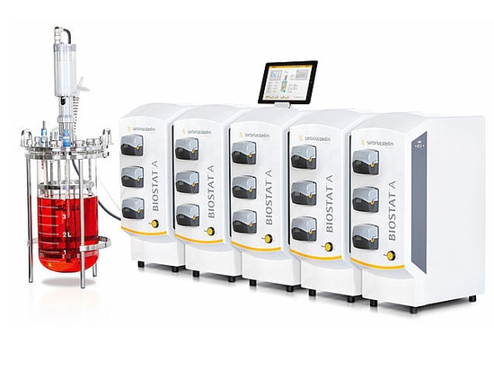 BIOSTAT® A : Your professional start in cell cultivation and microbial fermentation