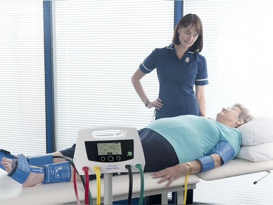 Automatic Ankle Brachial Index System
