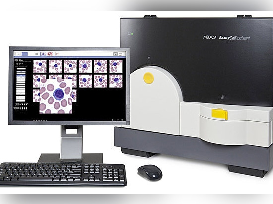 HORIBA Medical and Medica sign a Worldwide Distribution Agreement for the EasyCell assistant Digital Cell Imaging System