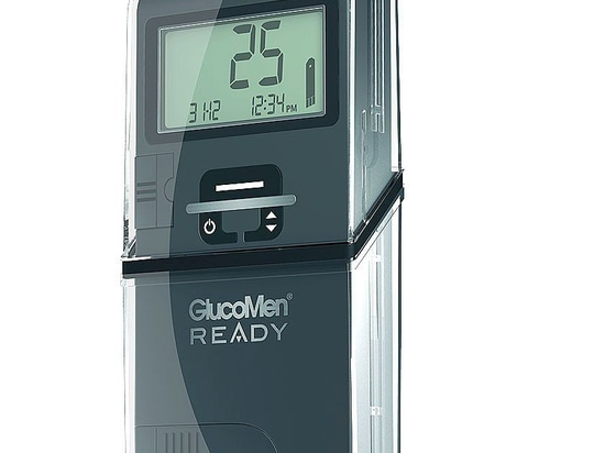 GlucoMen® READY : The innovative Blood Glucose Meter in support of insulin therapy