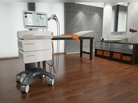 CELLACTOR® SC1 »ultra« - Acoustic Wave Therapy in aesthetic medicine