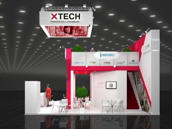 Inoxtorres SL increases its international presence by taking part in Pharmatech&Ingredients exhibition in Moscow Russia.