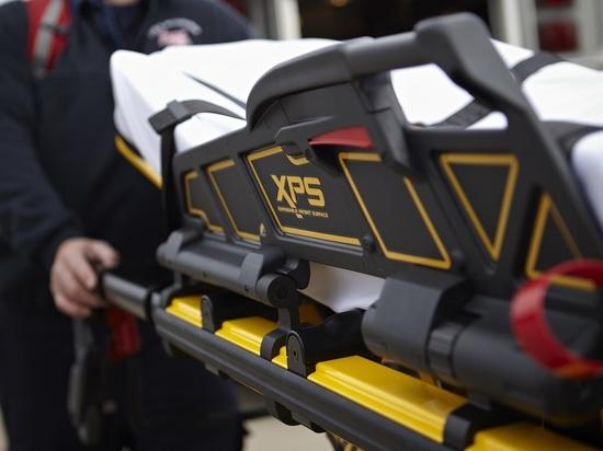 Stryker emergency cot
