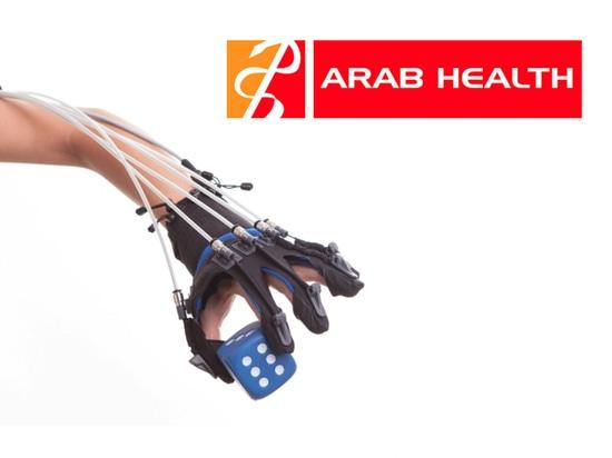 Gloreha Sinfonia: Arab Health is coming soon!