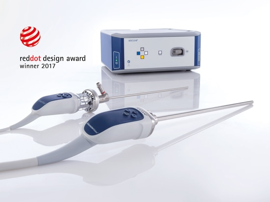 New camera head design from Aesculap wins Red Dot Award