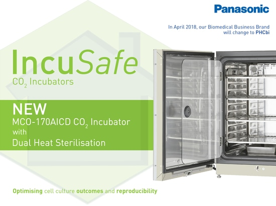 IncuSafe Incubator range expands to fit every lab's needs