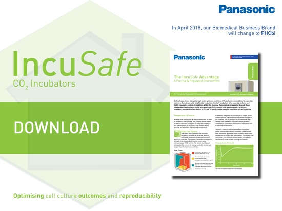 Learn how IncuSafe Incubators offer the most precise & regulated environment for your cell cultures!