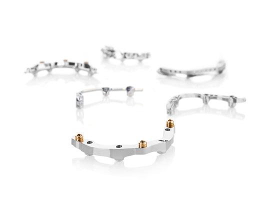 NobelProcera implant bars