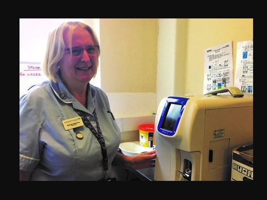HORIBA Medical's unique POC CRP analyser reducing unnecessary admissions at Marlow & Thame