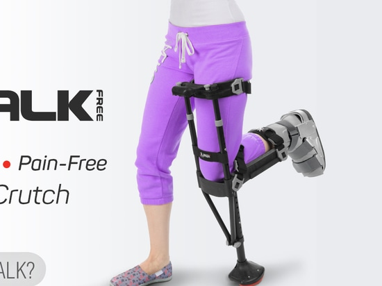 Free Yourself From The Use Of Crutches!
