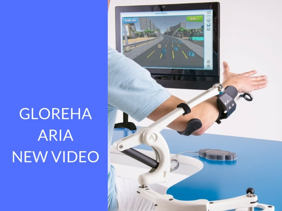 Gloreha Aria: look at the new video!