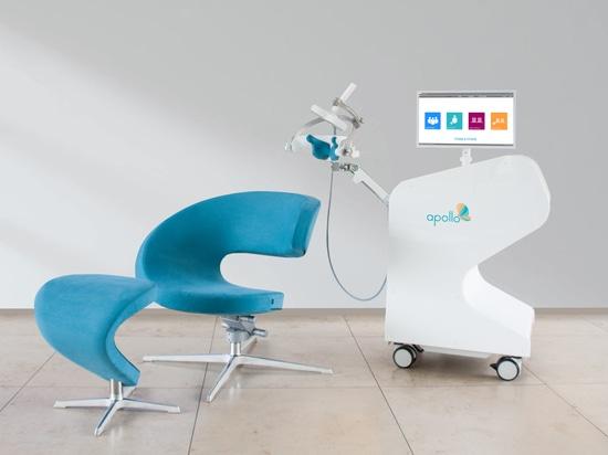 Apollo TMS Therapy receives FDA clearance