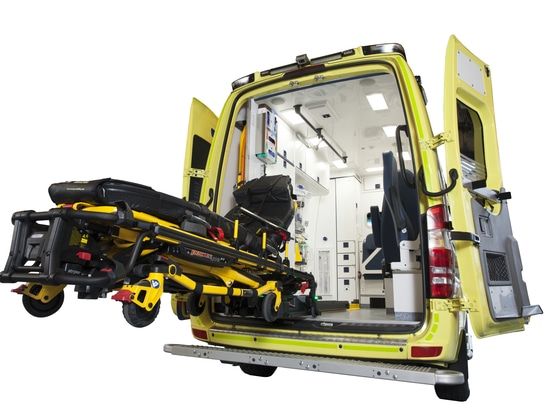 Injury reduction with Falck Denmark