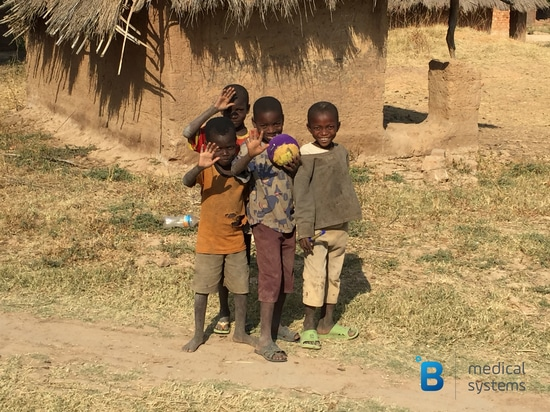 B Medical Systems - Children in RDC