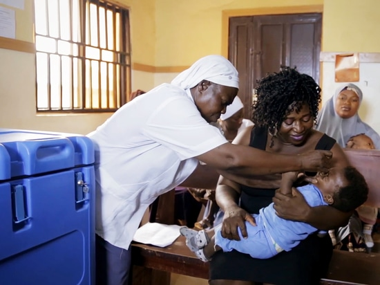 B Medical Systems supports vaccination program in RDC with high-end cold chain equipment