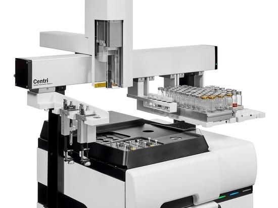 Robotic Sample Prep Platform Speeds GCMS Workflow