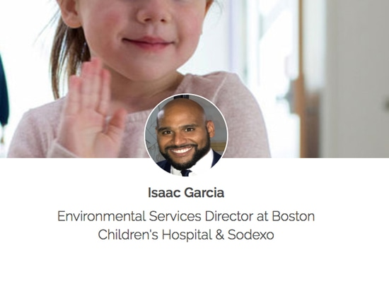 Issac Garcia - Creating Unforgettable Experiences at Boston Children's Hospital for Those Who Need It Most