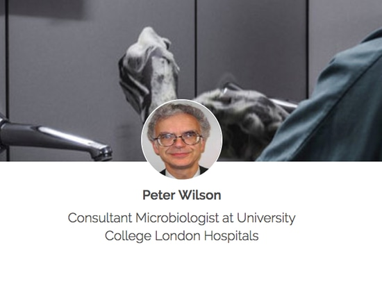 Peter Wilson - Smart Ideas and Clean Hands: How Environments Impact Disease Control