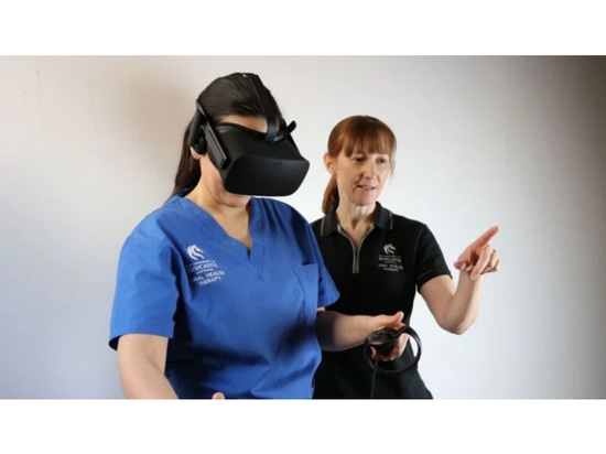 Australian researcher Denise Higgins has developed a VR program to help oral health students practise the application of different types of anaesthetic procedures they will encounter as practitione...