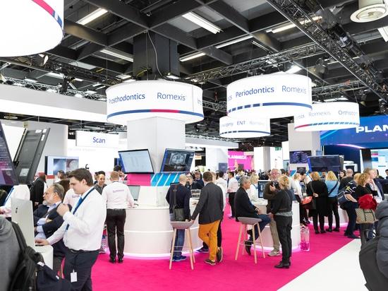 Planmeca IDS 2019 International Dental Trade Show