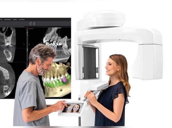 Planmeca Viso G5 3D Imaging unit
