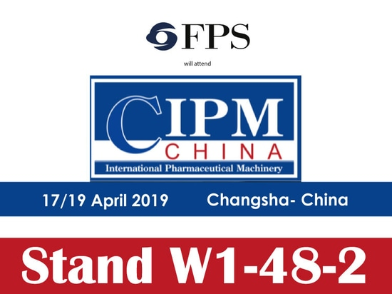 FPS will participate to CIPM 2019