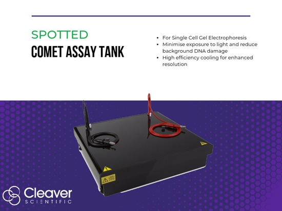 SPOTTED: Comet Assay Tank