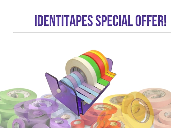SPECIAL OFFER IdentiTapes
