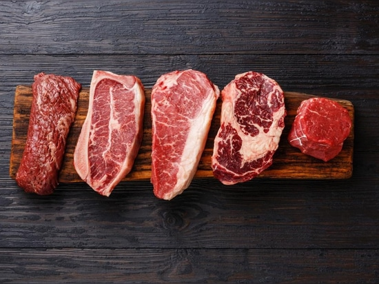 Certain foods, including meats, are high in purines.