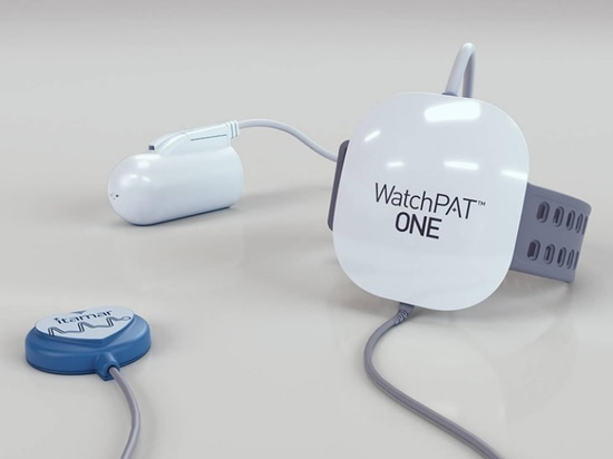 WatchPAT One, a Fully Disposable At-Home Sleep Apnea Test, FDA Cleared