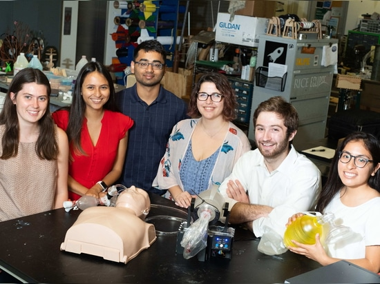 Student invention gives patients the breath of life