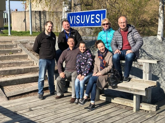 LAMSYSTEMS Business Visit to Finland