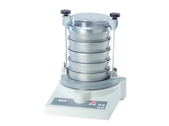 Sieve Shaker Range Covers Every Application