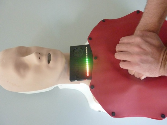 New Device Helps Deliver Accurate Chest Compressions