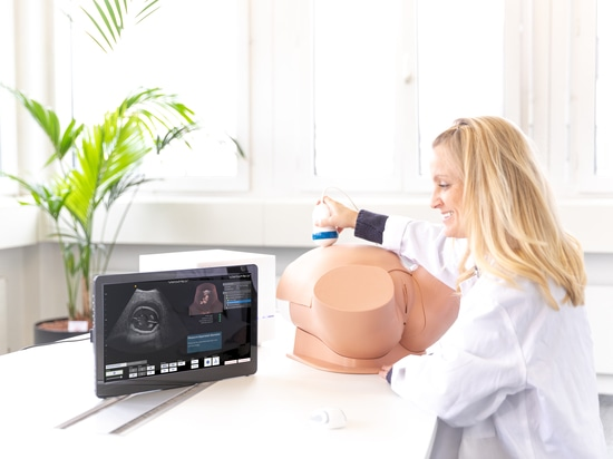 VirtaMed GynoS Obstetric Ultrasound Simulator