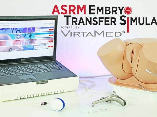 Reproductive Health Practitioners Around the World Continue to Gain Hands-On Experience with the New ASRM Embryo Transfer Simulator