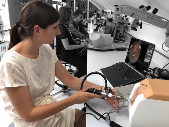 VirtaMed GynoS Hysteroscopy
