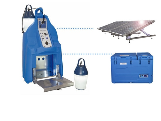 Solar energy harvesting system by B Medical Systems