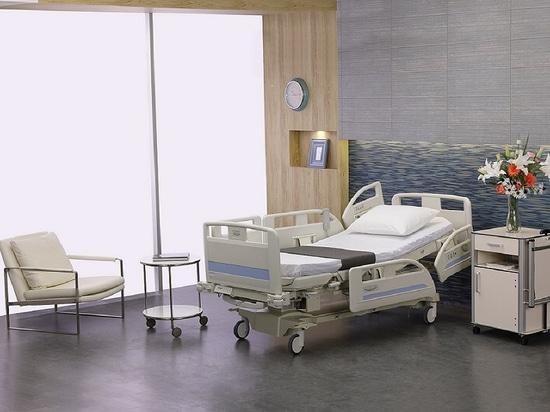 New hospital ICU bed
