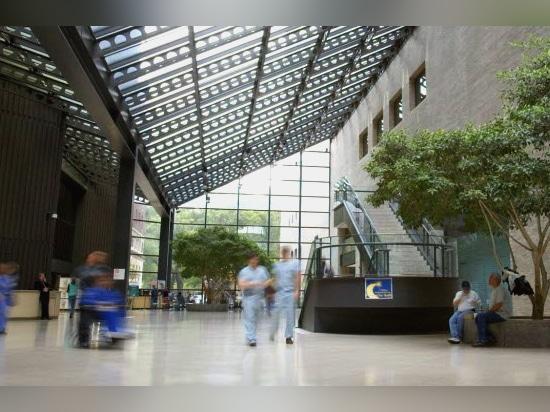Inside the Mount Sinai Medical Center (Credit: Mount Sinai)