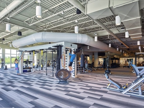 New 108,000-SF HealthHub Supports Wellness-Focused Lifestyles