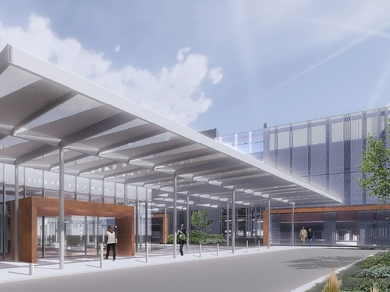 Kaiser Permanente's new multispecialty medical center in Prince William County, Virginia, is scheduled to open in 2021.