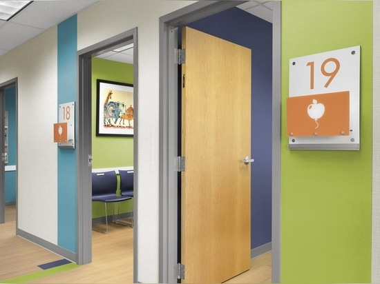 Children's Clinic Renovation Creates Big Impact for Littlest Patients