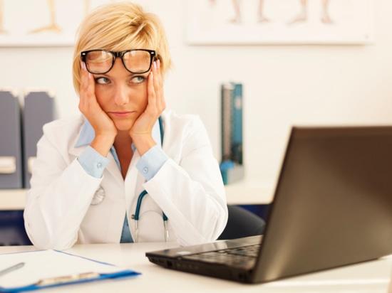 Doctors Hate EHR