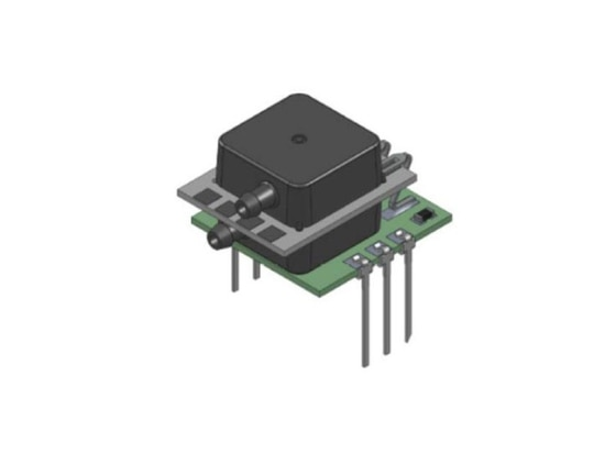 MLDX series sensors [Image courtesy of All Sensors]