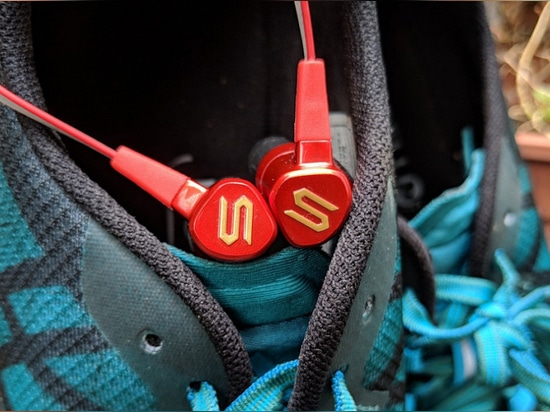 The first AI earphones with gait analysis. (Credit: SOUL Electronics)