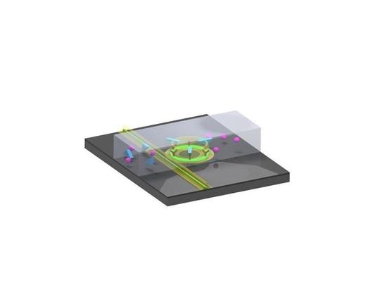 Sensor Chip Screens Urine for Cancer Biomarker
