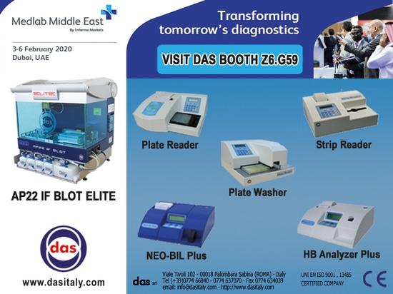 Transforming tomorrow's diagnostics