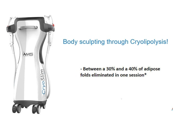 ELIMINATE YOUR BODY FAT with our CRYOLIPOLYSIS